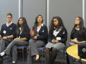 5 of our wonderful online students participated in the QPAT workshop.  They were the stars of the show!